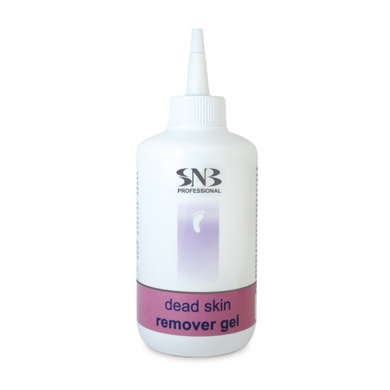 Средство для удаления отмершей кожи SNB, 250 мл